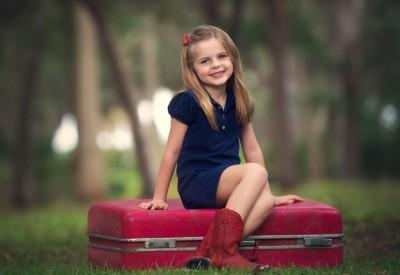 пътуване на дете в чужбина